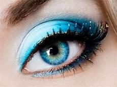 Augen Make Up Blaue Augen - best eyeliner color for blue instyle fashion one