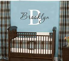 Baby Name Wall Stickers