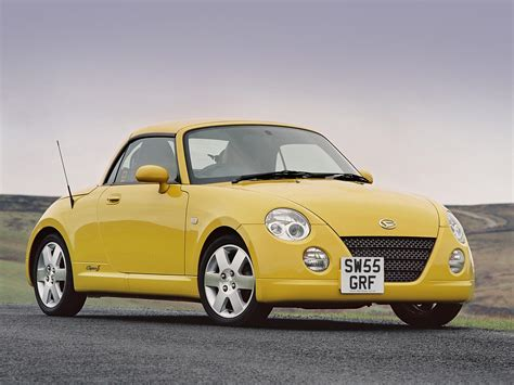 2007 Daihatsu Copen Car Desktop Wallpapers