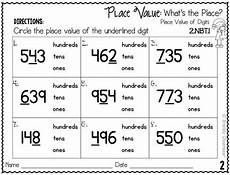 place value worksheets 2nd grade common 5419 place value for second grade by shoemaker tpt