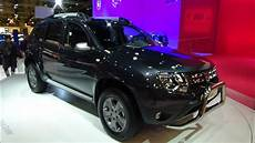 2015 dacia duster auto show brussels 2015