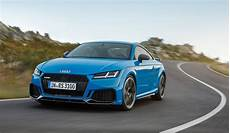 2019 audi tt rs refined with round of updates