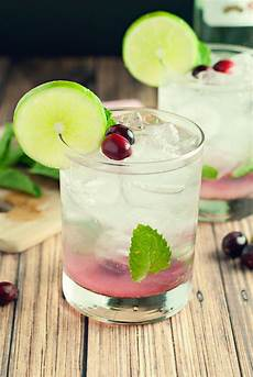 cranberry mojito drink recipe a simple pantry