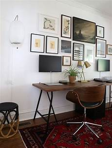two person home office furniture two person desk and gallery wall project palermo ikea