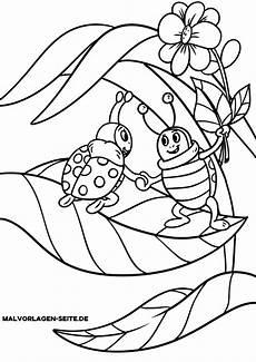 malvorlage marienk 228 fer tiere insekten ausmalbilder