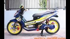 Nouvo Modif by Kumpulan Modifikasi Yamaha Nouvo Lele