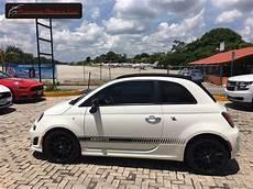 Fiat 500 Cabrio Farben - fiat 500 abarth convertible 2016 color blanco con