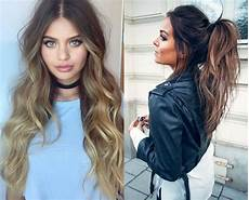 With Brown Hairstyles