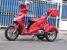 Modifikasi Jok Motor Beat by Modifikasi Jok Motor Jok Motor Honda Beat Roda Tiga