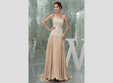 Asymmetrical Ruffles Chiffon Sequined Material Prom/Formal