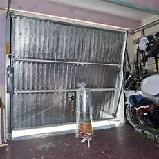 isolant porte de garage isolation porte de garage 5 70 m2 chauffage isolation
