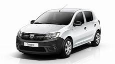 Price Spec Sandero Dacia Cars Dacia Uk