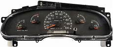 auto manual repair 1992 ford econoline e150 instrument cluster 2001 ford e150 e250 e350 econoline van instrument cluster diesel only