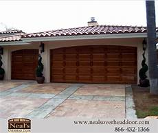 Garage Spanisch by Style Custom Garage Doors Designs And