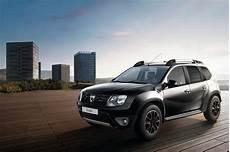 Dacia Duster Nouvelle Finition Haut De Gamme Black Touch