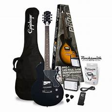 epiphone les paul pack epiphone pro 1 les paul pack with rocksmith at gear4music