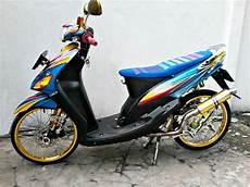 Modifikasi Mio 2008 by 89 Modifikasi Motor Mio Thn 2008 Sobat Modifikasi