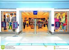 State Mall Gap by Gap Retail Outlet Editorial Stock Photo Image 29721568