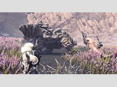 monster hunter world free pc
