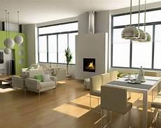Ruang Santai Keluarga Dengan Tingkat Kenyamanan Interior