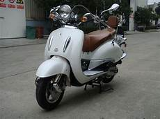 motorroller 50ccm retro white 50cc scooter retro moped motorcycle quot new 65