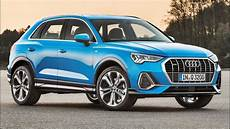 2019 Blue Audi Q3 Quattro S Line Sophistication And