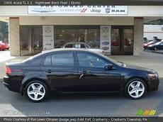 nighthawk black pearl 2006 acura tl 3 2 ebony interior gtcarlot com vehicle archive