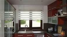 fenster gardinen küche moderne vorhange fur kuchenfenster