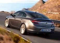 Opel Insignia Hatchback Specs Photos 2013 2014 2015