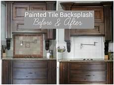 How To Paint Kitchen Tile Backsplash