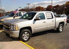 2007 2013 Chevrolet Silverado And GMC Sierra Crew Cab Car