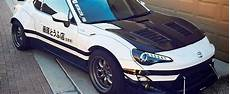 toyota 86 initial d toyota gt 86 gets the white and black paintjob from the
