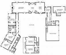 spanish style house plans with courtyard dazzling spanish hacienda floor plans with courtyards 4