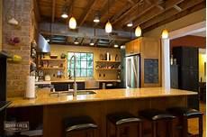 Küche Industrial Style - industrial style kitchen industrial k 252 che richmond
