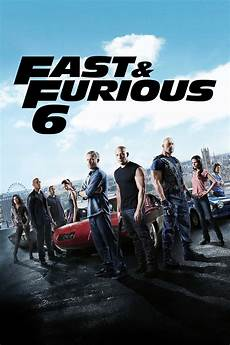 Fast Furious 6 2013 Posters The Database Tmdb