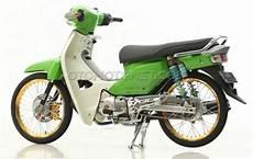 Modifikasi Honda Kirana by Foto Modifikasi Honda Kirana 2005 Ala Cub Thailand