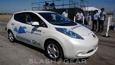 nissan autonomous car 2020 nissan autonomous driving technology to arrive in in
