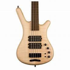 Warwick Corvette 5 String Bass Guitar At