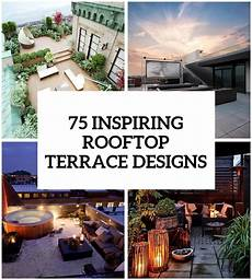 Roof Terrace Design Archives Digsdigs