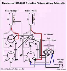 Adding A Master Volume To A Danelectro 56 Ri The Gear Page
