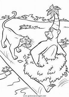 Dschungelbuch Malvorlagen Quest Dschungelbuch037 Gratis Malvorlage In Comic
