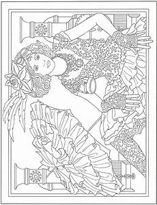 dover adult coloring book steunk artwork by marty noble from creative haven