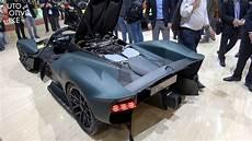 this is the aston martin valkyrie geneva motorshow 2019 youtube