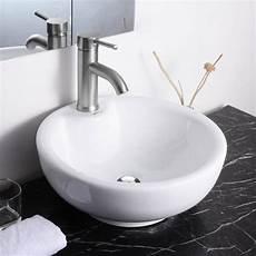 Keramik Waschbecken Bad - aquaterior porcelain ceramic bathroom vessel sink basin w