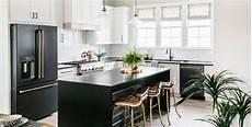Black Kitchen - matte black customizable professional kitchen appliances cafe