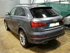 audi q3 2015 breaking breaking audi q3 s line 1 4 tsi for parts spares o s r