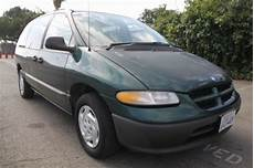how to sell used cars 1996 dodge grand caravan parental controls sell used 1996 dodge grand caravan se sports van automatic 6 cylinder no reserve in orange