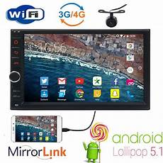 android 5 1 din gps navi 7 car stereo radio mp5