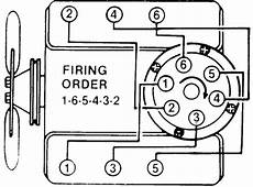 What Is The Firing Order For A 4 3l V6 Chevy Motor Quora