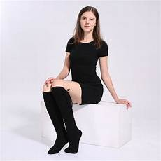 2020 knee socks women cotton thigh high over the knee